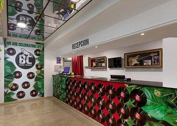 Recepción 24 Horas Apartamentos Benidorm Celebrations™ Music Resort (Adults Only)