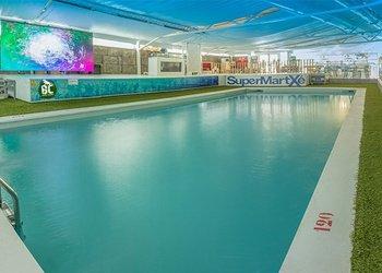 Piscina interior Apartamentos Benidorm Celebrations™ Music Resort (Adults Only)