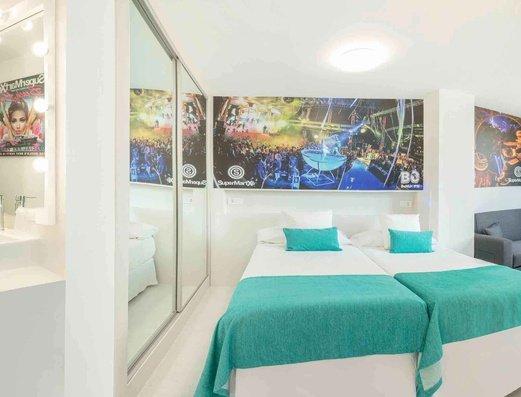 Party Studio apartment Apartamentos Benidorm Celebrations™ Pool Party Resort (Adults Only)